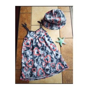 Summers dress & hat